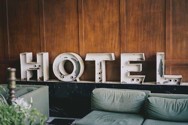 心斎橋のラブホテル