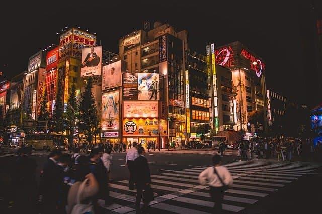 東京のラブホテル