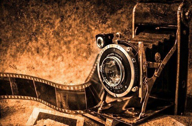 フィルムとカメラ